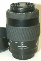 Minolta Maxxum AF 70-210 Compact lens for Sony Alpha Digital SLRs