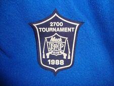 Vintage 1988 Mac Club Tournament Patch