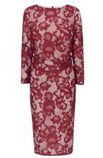Coast Lace Women's Round Neck Dresses