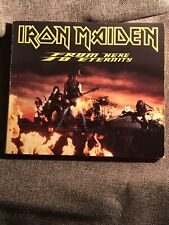 Iron Maiden From Here To Eternity CD Digipack