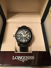mens longines conquest watches