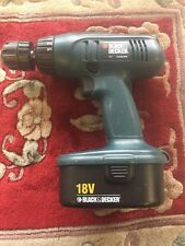 "Black & Decker Ps3735 3/8"" Electric Battery Drill"
