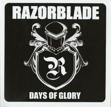 Razorblade - Days Of Glory CD - USED LIKE NEW Oi Street Punk