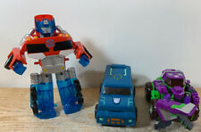 Transformers Lot Of 3