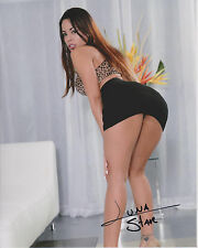 LUNA STAR Adult Video Star SIGNED 8X10 Photo b