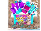 Mermaid Treasures Play Sand for Kids 3lbs Magic Sand W PlayMat Accessories & Box