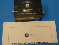 GE Security IFS VTI000AC Video Transmitter 24VAC