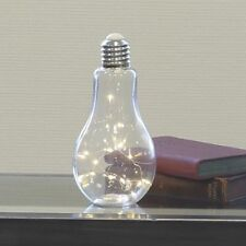Glass Battery 21cm-40cm Height Lamps