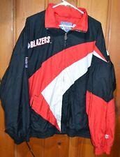 Vintage NBA Portland Trail Blazers Lee Sport Jacket RARE 90s Size XL Starter