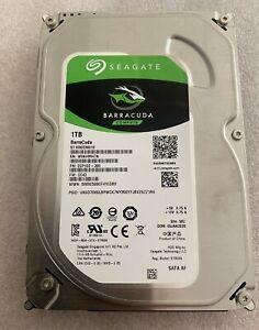 """DISQUE DUR 3,5"""" SEAGATE 1000GB ST1000DM010 01/2020"""