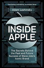 New, Inside Apple: The Secrets Behind the Past and Future Success of Steve Jobs'