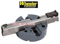 Wheeler  Universal Bench Block for M1911-Style PSTLs  672215   New!