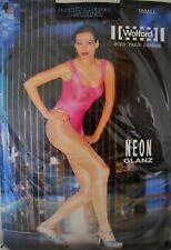 Wolford Neon Glanz Strumpfhose Tights Collant Panty Small Hochglanz Hoghgloss