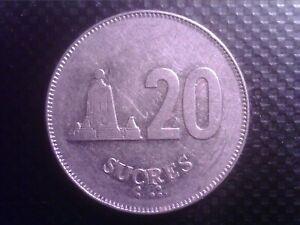 ECUADOR    20   SUCRES     1988      SEP22