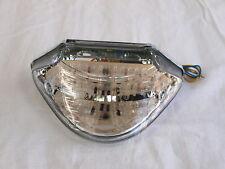 Feu LED + clignotants intégrés HONDA HORNET 900 2002 2007 CLAIR
