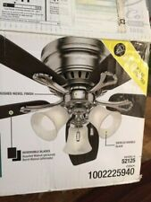 Hunter Ceiling Fan For Parts Only Oakhurst #52125 Brushed Nickel (N4)
