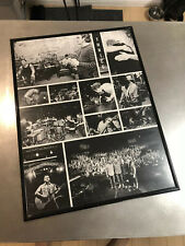RARE Thrice Anthology Tour Poster/Print NEW NEVER OPENED! 761/1000