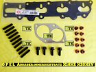 OPEL OMEGA B 2,0 16v colector de escape Kit obturadore X20XEV Familiar + LIMO