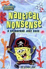 Nautical Nonsense (SpongeBob SquarePants), Very Good, Nickelodeon Book