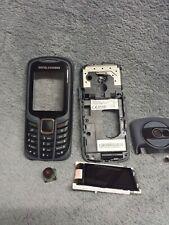 Siemens M81 Handy Gehäuse schwarz #3 C vintage phone case cover housing black