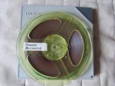 Ancienne bande magnétique enregistrement audio OST Orange mécanique Kubrick