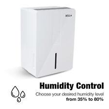 Mini Dehumidifier 70 Pint Portable Compact Humidify Control Fan For Home
