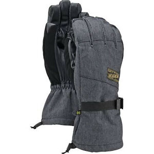 Burton Men Approach Under Gloves (M) Denim