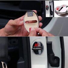Audi S Line Door Lock Cover Chrome Buckle A1 A3 A4 A5 A6 A7 S1 S3 S4 TT S5