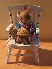 "Enesco 1995 ""Little Jack Horner"" Figurine - Free Shipping!!"