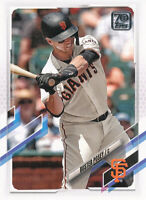 Buster Posey 2021 Topps Series 1 #301 San Francisco Giants Card