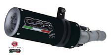 SILENCIEUX GPR M3 TITANE NOIR MOTO GUZZI GRISO 850 2006/15