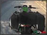 Strada 7 Motorcycle 40L Combo Dry Duffle Tail Rear Bag Ducati MONSTER 1200 S R
