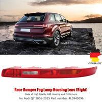Für Audi Q7 06-15 4L0945096 Rückstrahler Heckstoßstange Rücklichtglas Rechts Rot