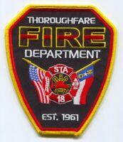Pierce County Fire District 18 Orting Department Patch Washington WA SKU150