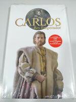 Carlos Rey Emperador Serie Completa - 6 x DVD + Libro Español Nueva