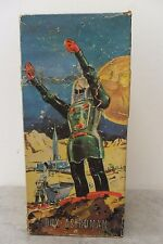 Rare Box for Dux Astroman Robot by Dux Toys Made W. Germany 1950's Only Box