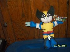 GOOD STUFF MARVEL COMICS SUPER HERO SQUAD WOLVERINE PLUSH DOLL