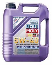 Liqui Moly Leichtlauf High Tech 5W-40 5L Engine Oil 2328
