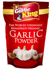 Tha Garlic King HomeMade Organic Garlic Powder 5.5 oz