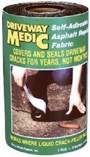 "Cofair 6"" x 9' Asphalt Blacktop Driveway Repair Fabric"
