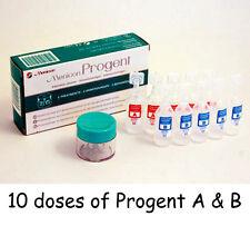 10 Menicon Progent intensivo Hard & RGP pulitore lenti a contatto/proteine Remover