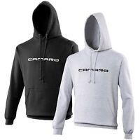 Camaro Hoodie Muscle Car Enthusiast VARIOUS SIZES & COLOURS