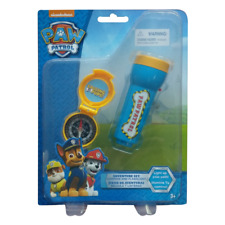 New Nickelodeon/Spin Master PAW PATROL Adventure Set COMPASS and FLASHLIGHT 2017