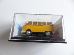 HONGWELL / CARARAMA VOITURE VW BUS SAMBA - ECHELLE 1/76