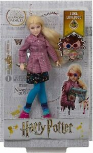 Harry Potter Luna Lovegood Collectible Doll Brand New Sealed