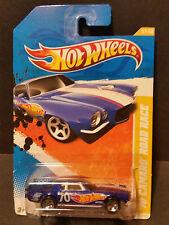 2011 Hot Wheels #47 New Models 47/50 - '70 Camaro Road Race