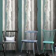 Wood Beach Panel Contact Paper Self Adhesive Peel Stick Wallpaper Home Decor