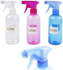 10 oz Plastic Spray Bottles Leak Proof Adjustable Nozzle,3 Pcs Set