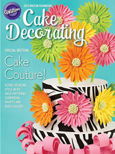 2013 Cake Decorating Pattern Book Wilton #2013 New