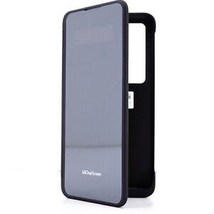 LG Dual SCREEN Case for LG G8x ThinQ - Black - 4585M MSRP $199.99